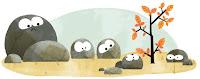 Doodle di Google: equinozio d'autunno