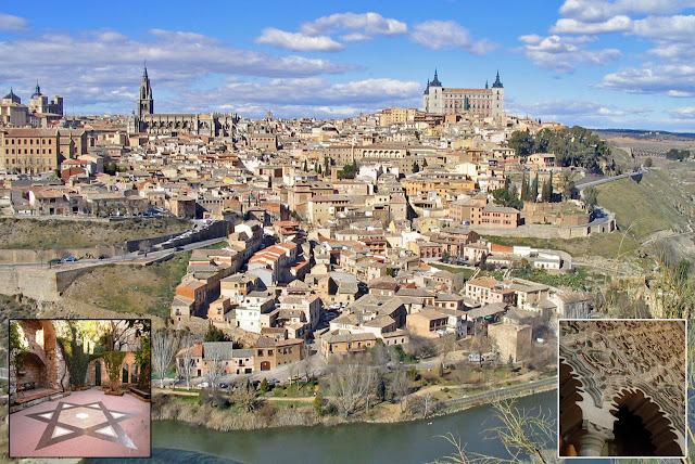 Toledo, città sorprendente per la secolare integrazione religiosa