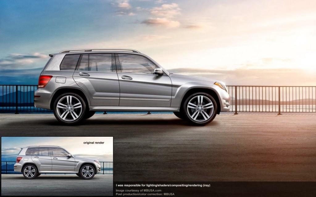 Verna Car Wallpaper Download 2014 Mercedes Benz Glk Class Rendered Hd Pictures Car