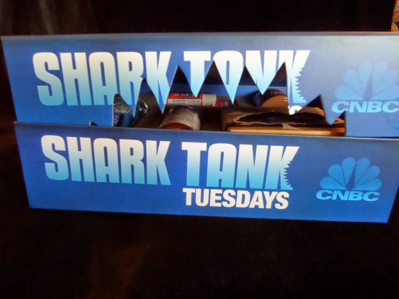 Shark Tank Tuesdays on CNBC