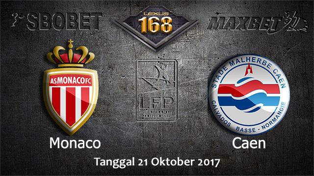 PREDIKSIBOLA - PREDIKSI TARUHAN BOLA MONACO VS CAEN 21 OCTOBER 2017 (LIGUE 1)