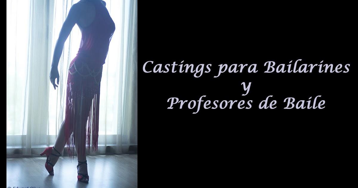 Castings para bailarines y profesores de baile 2cef473ce13f