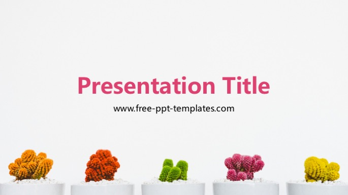 minimalist powerpoint template, Presentation templates