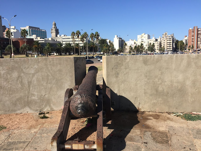Old City cannon