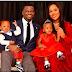 Cute Photo Of Bella Naija's CEO Uche Pedro And Her Family
