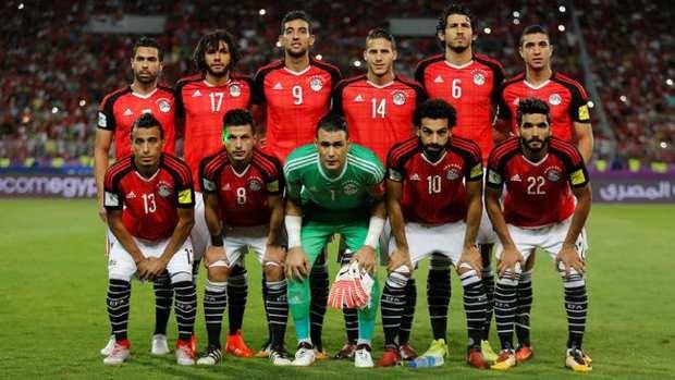Mesir Piala Dunia 2018