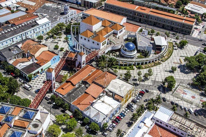Fonte: Wikimedia Commons - Centro Dragão do Mar - o que fazer em Fortaleza (Ceará) - 58 atrações