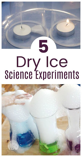 Science Experiments Kids Love with Dry Ice