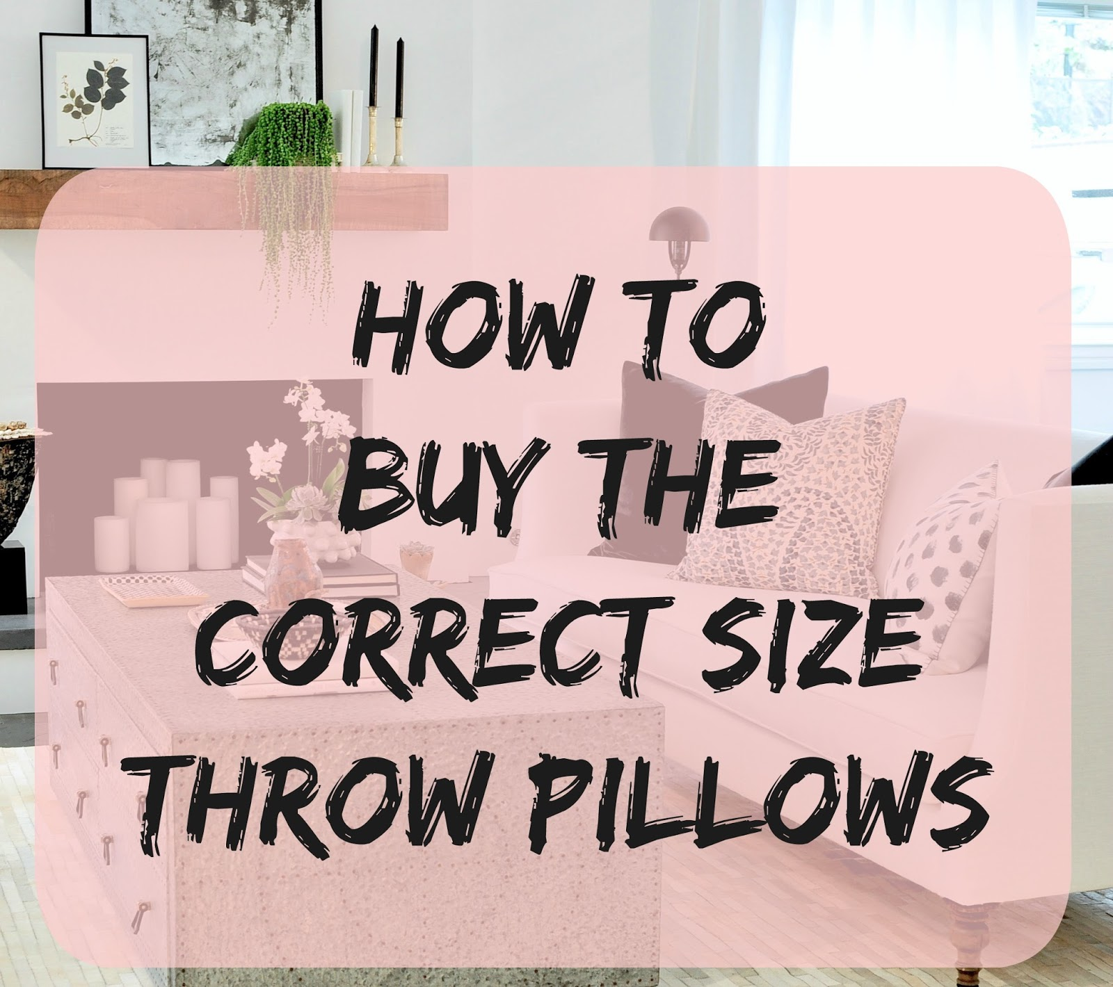 read this before you buy another throw pillow classic casual