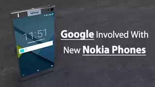 Google Said To Be Closely Involved With New Nokia Smartphones