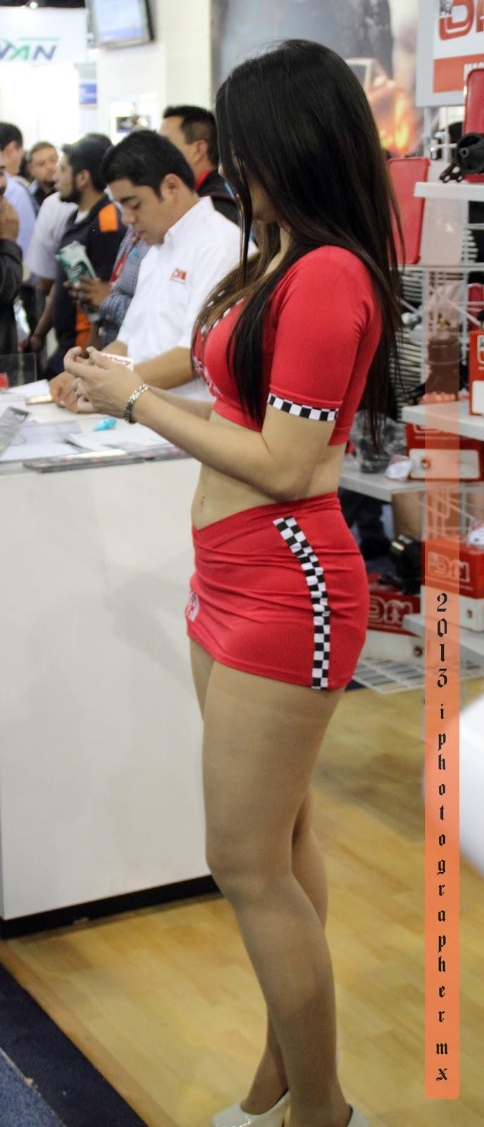 Modelo hermosas piernas - 5 3