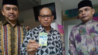 Bentuk dan Fungsi Kartu Nikah yang akan Dibagikan Kanwil Kemenag Aceh