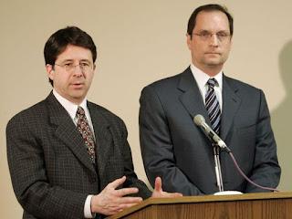 "Buting y Strang, abogados de Avery en ""Making a murderer"""