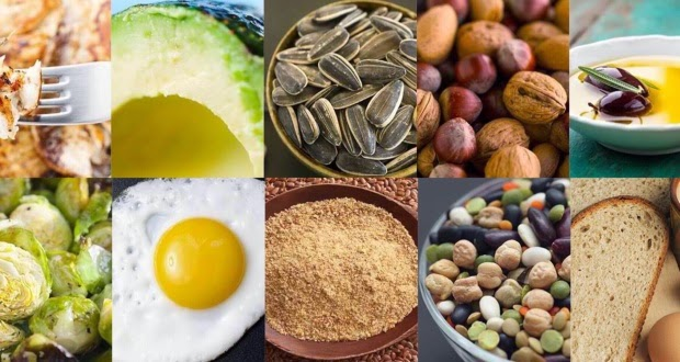 10 Fatty Foods: That Is Practiced For Your Health