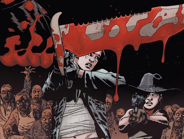 the walking dead andrea comics