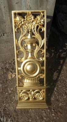 pagar tempa kuningan adalah pagar klasik