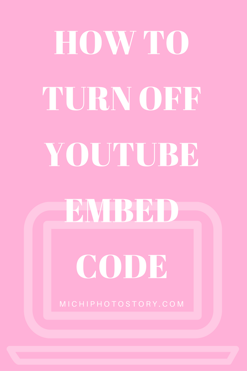 how to turn off youtube