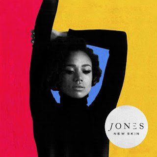 JONES - New Skin (2016) -   Album Download, Itunes Cover, Official Cover, Album CD Cover Art, Tracklist