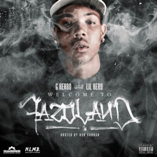 http://www.datpiff.com/Lil-Herb-Welcome-To-Fazoland-mixtape.580474.html