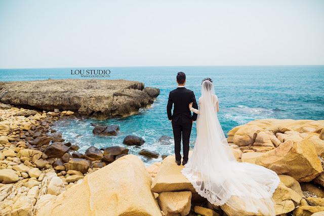 Bộ ảnh cưới lãng mạn tại Phú Quốc