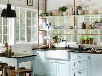 Decorar cocinas pequeñas modernas y funcionales