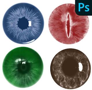 تحميل فرش عدسات عيون للفوتوشوب