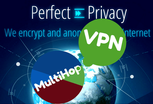 Perfect-Privacy Multi-Hop VPN Verbindungen