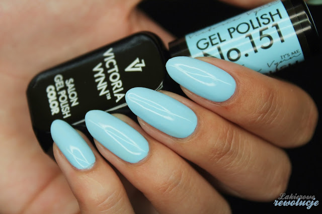 Victoria Vynn Gel Polish - 151 Blue Wave