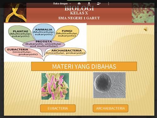 25 Awesome Download Slide Ppt Biologi Summer Background