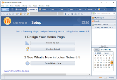 Pengertian Lotus Notes dan Fungsi Lotus Notes