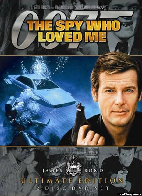 James Bond 007 : The Spy Who Loved Me (1977) พยัคฆ์ร้ายสุดที่รัก