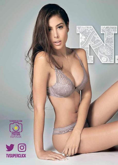 Naty Sanchez lenceria