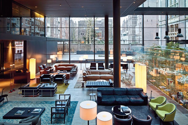 Hotéis em Amsterdã