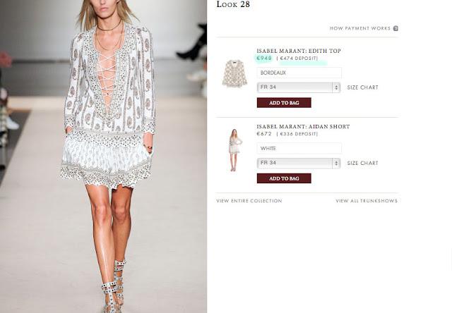 site Moda Operandi