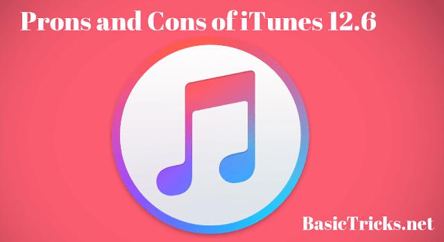iTunes-12.6