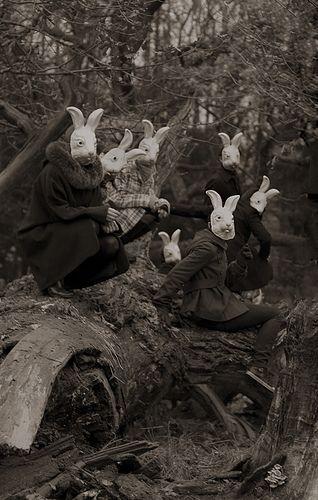 """Bunnyland"" Alena Beljakova. 2009"