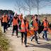Zwerfafvaldag 2018 in Den Bosch