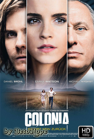 Colonia [2015] [Latino-Ingles] HD 1080P [Google Drive] GloboTV