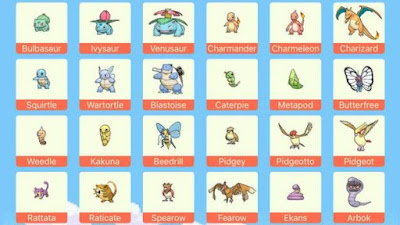 Melengkapi Isi Pokedex Dengan Aplikasi Pokewhere Pada Pokemon Go