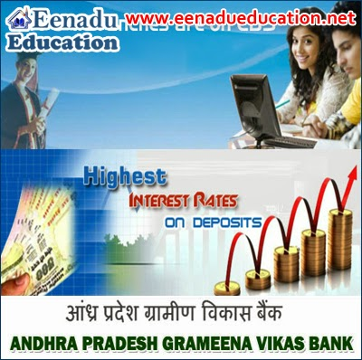 Andhra Pradesh Grameena Vikas Bank @ 181 Officer, Office Asst.