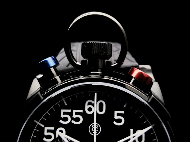 大阪 梅田 ハービスプラザ WATCH 腕時計 ウォッチ ベルト 直営 公式 CT SCUDERIA CTスクーデリア Cafe Racer カフェレーサー Triumph トライアンフ Norton ノートン フェラーリ CS20120 CS20120LE  SUMMER LIMITED 限定モデル  CORSA コルサ CS20116