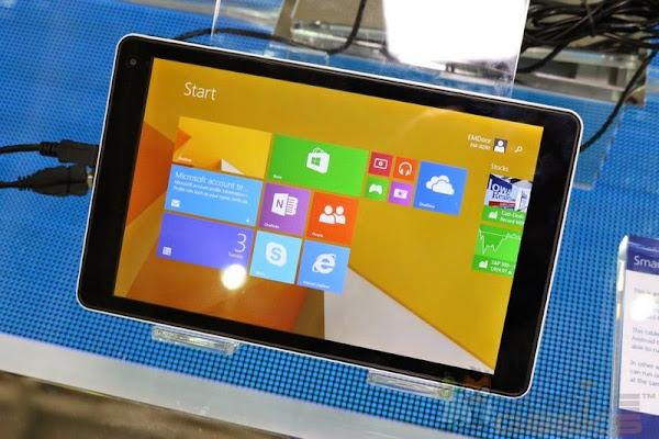 Meet this $100 Windows 8.1 tablet
