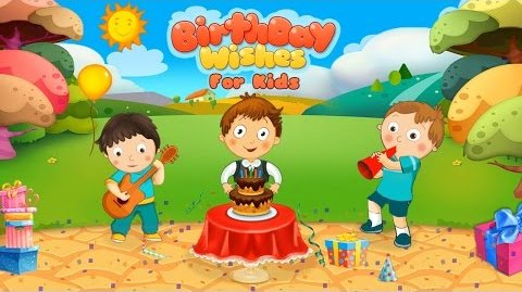 happy birthday toddler images