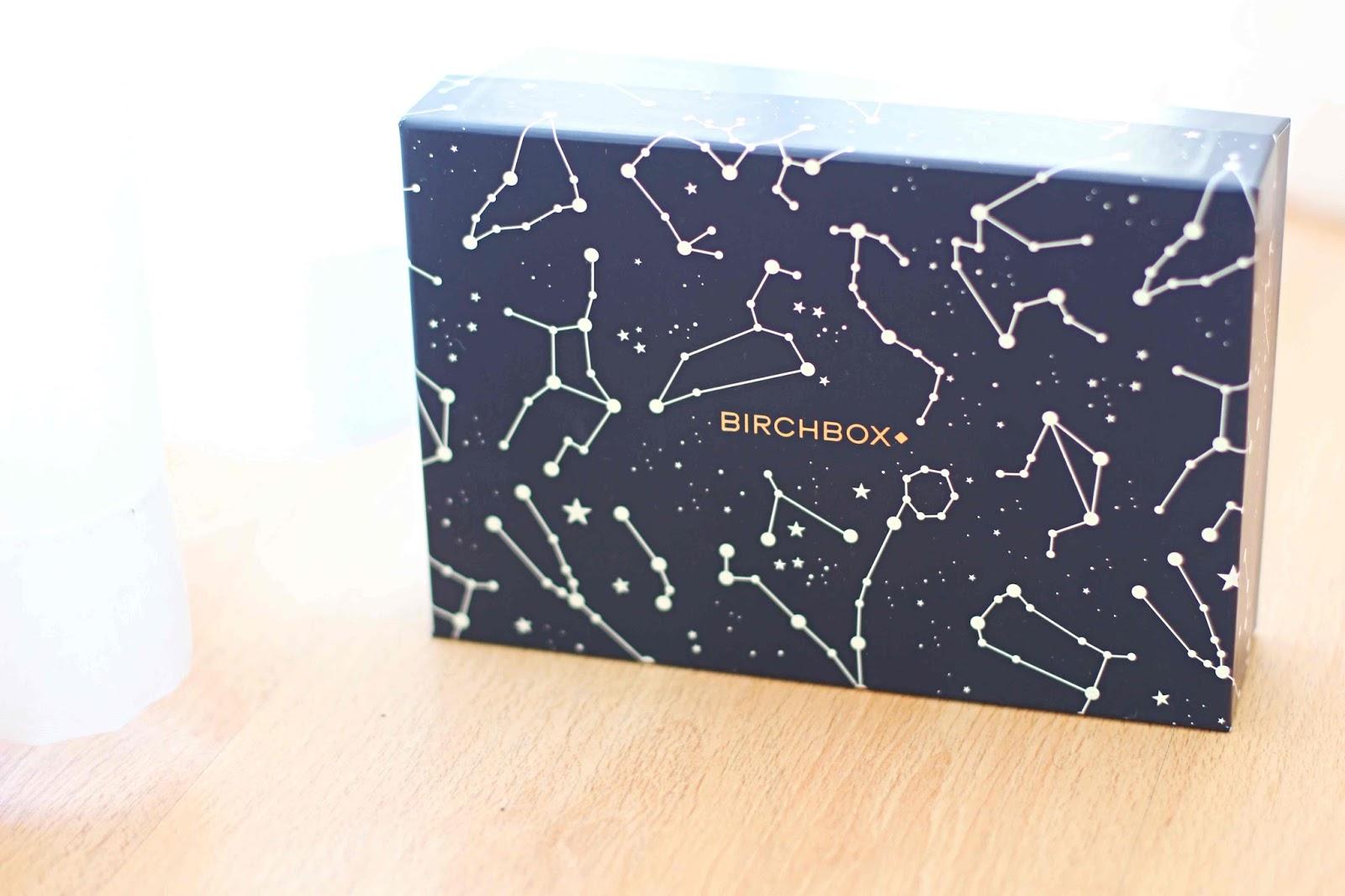 birchbox à la belle étoile