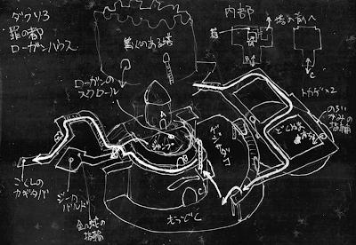 DarkSouls3 イルシールの地下牢・罪の都 攻略 地図 マップ