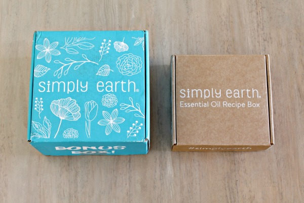 Simply Earth July Essential Oil Recipe Box + Coupon - Away She Went