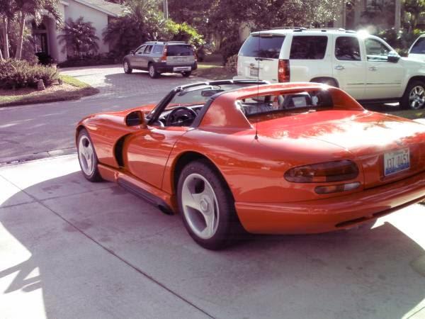 the first dodge viper 1992 auto restorationice. Black Bedroom Furniture Sets. Home Design Ideas