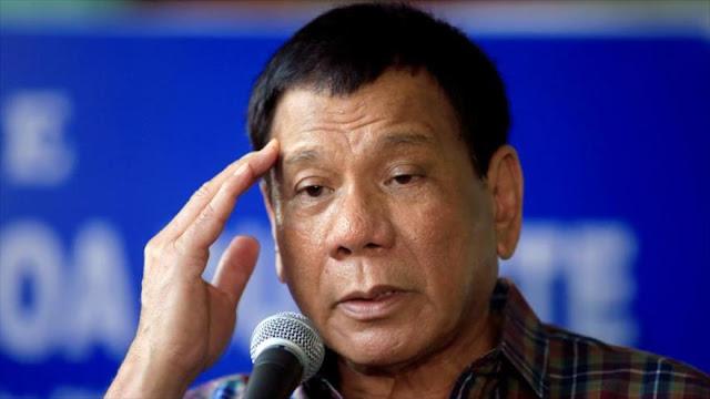 Duterte: nunca pedí incursión de EEUU para recuperar Marawi