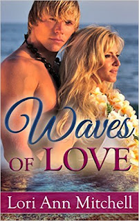 Waves of love - a contemporary romance novel by Lori Ann Mitchell