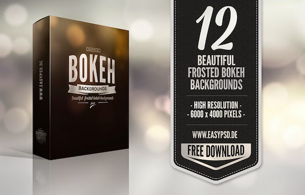 8. Fresh Bokeh Backrounds